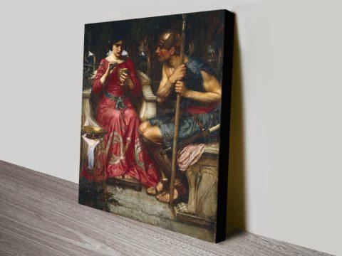Buy Cheap Pre-Raphaelite Artwork AU