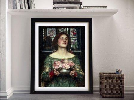 Buy a Print of Gather Ye Rosebuds While Ye May