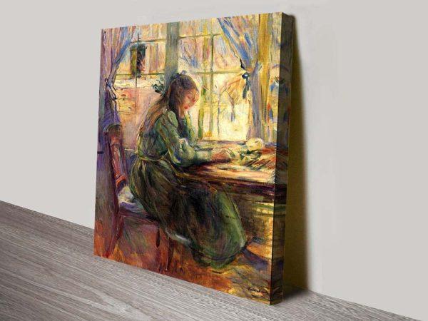 Buy Affordable Berthe Morisot Portrait Prints