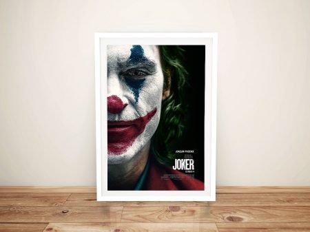 Buy a Movie Print for Joaquin Phoenix's Joker