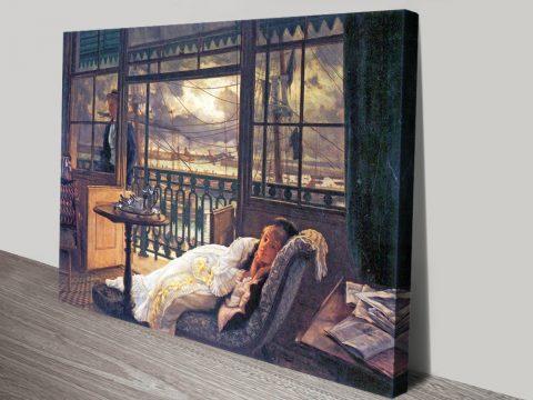 Buy Amazing Tissot Prints Cheap Online