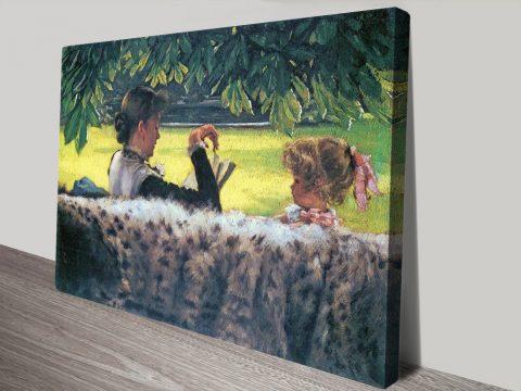 Buy Ready to Hang Tissot Classic Prints AU