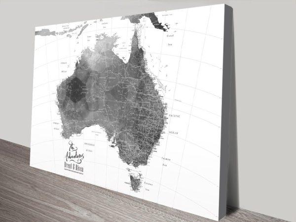 Buy Stunning Custom Maps Cheap Online