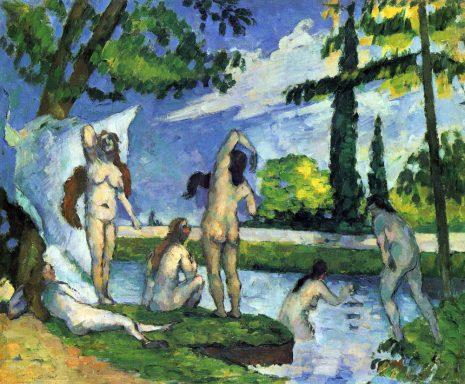 Buy Paul Cezanne Wall Art in our Online Gallery