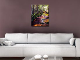 Buy Blue Mountains Stream Ready to Hang Art