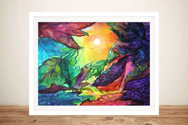 Buy Colours of Sunshine Ready to Hang Artwork
