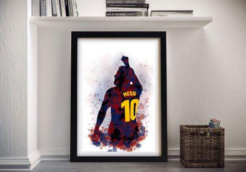 Buy Messi Memorabilia Unique Gift Ideas AU