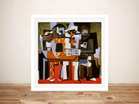 Buy Nous Autre Musiciens Picasso Wall Art