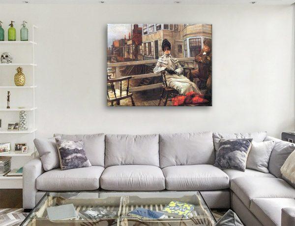 Buy Tissot Canvas Wall Art Great Gift Ideas AU