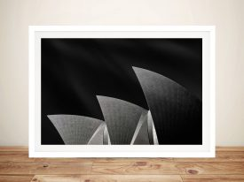 Buy a Black & White Print of Sydney Opera House