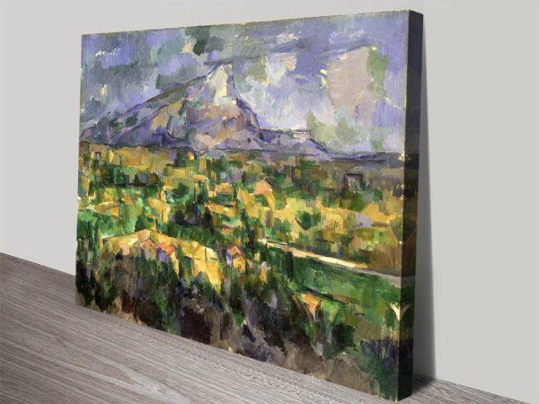Buy Affordable Cézanne Landscape Prints Online