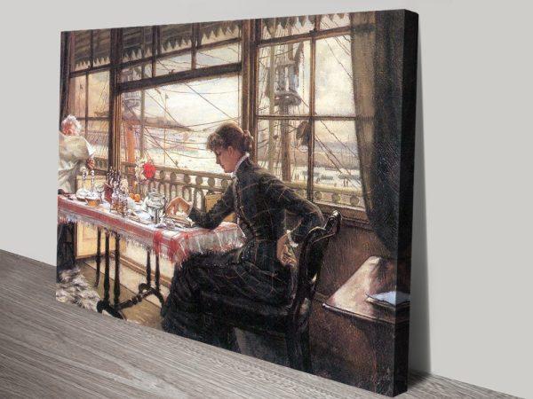 Buy Stunning Tissot Classic Framed Prints AU