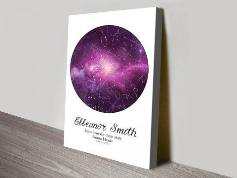 Buy Colourful Astrological Custom Art Online