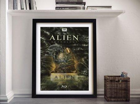 Buy a Framed Alien Resurrection Poster Print