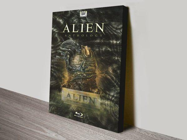 Buy Alien Resurrection Movie Memorabilia Art