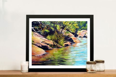 Linda Callaghan Australian Wall Art for Sale