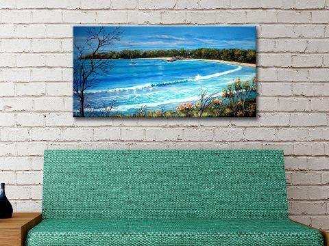 Buy Ready to Hang Ocean Art Cheap Online