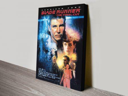 Buy Ready to Hang Blade Runner Canvas Art