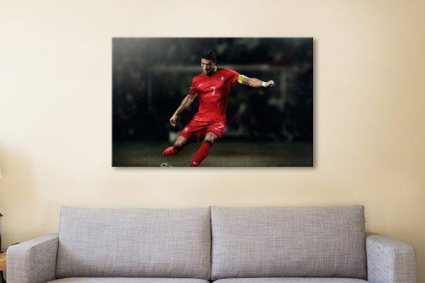 Buy Affordable Football Fan Wall Art Online
