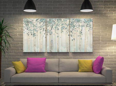 James Wiens Dream Forest 3-Panel Set