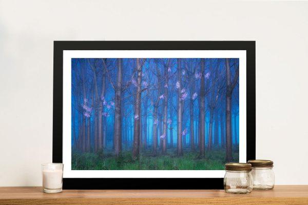 Buy Fairyland Enchanted Forest Framed Art