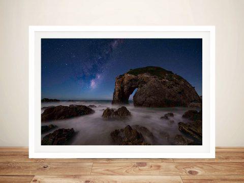 Buy a Framed Wall Art Print of Horsehead Rock