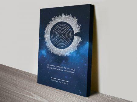 Buy I Dare You Cosmic Soundwaves Artwork
