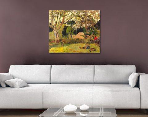 Buy Affordable Paul Gauguin Prints Online