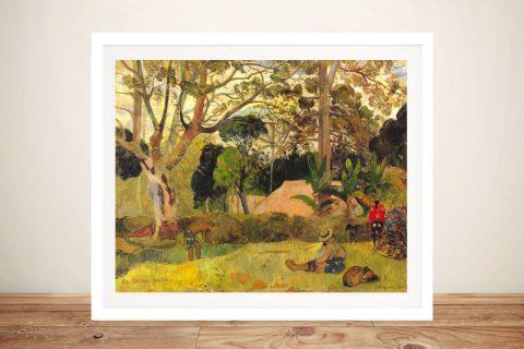 Buy Ready to Hang Classic Gauguin Wall Art