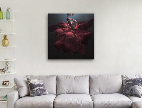 Buy Affordable Portrait & Glamour Canvas Art
