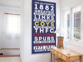 Buy a Tottenham Hotspur FC Tram Banner