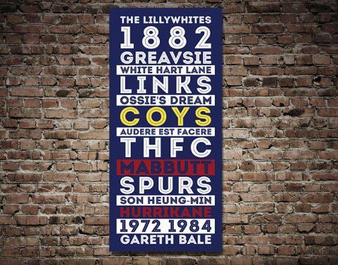 Buy Premier League Football Teams Wall Art