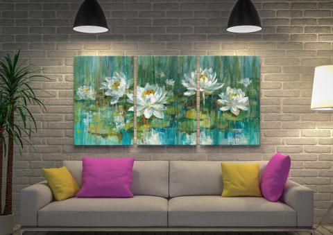 Affordable Split Panel Danhui Nai Artwork
