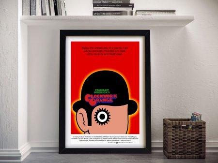Buy Original Movie Art for A Clockwork Orange