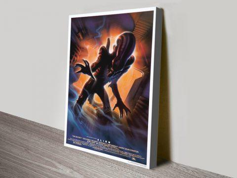 Buy Movie Poster Wall Art for ALIEN (1979)