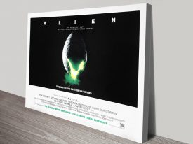 Buy the Original Movie Wall Art for ALIEN