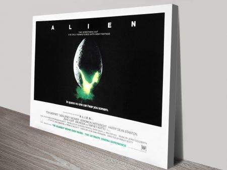 Buy the Original Movie Wall Art for ALIEN