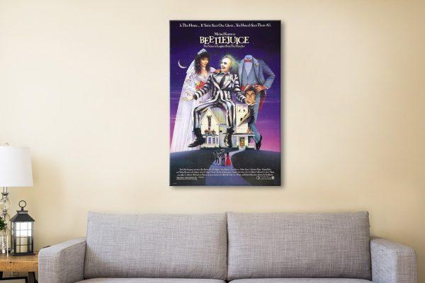 Buy Affordable Beetlejuice Movie Memorabilia