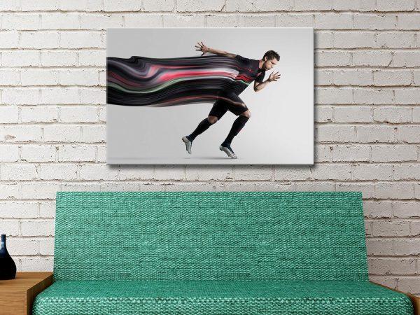 Buy Ronaldo Wall Art Great Gifts for Guys AU