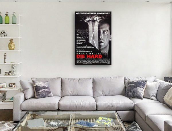 Buy Bruce Willis Wall Art Memorabilia Online