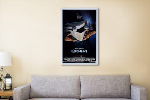 Buy an Original Gremlins Movie Artwork Print