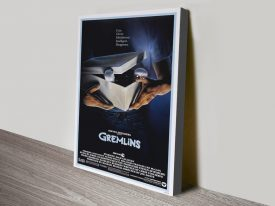 Buy an 80's Cult Classic Gremlins Movie Poster