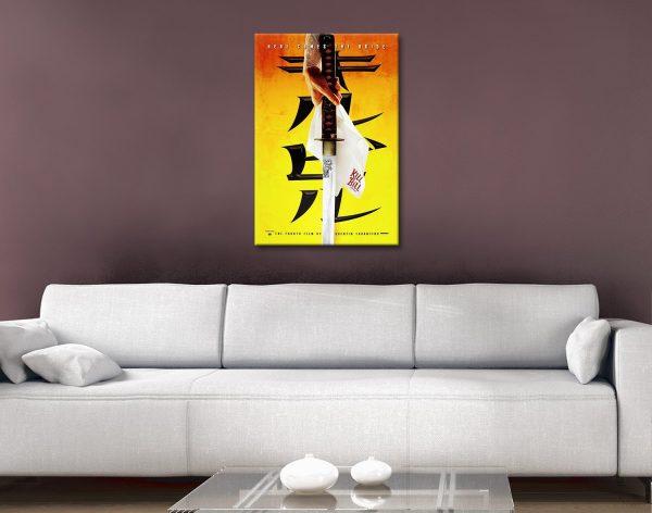 Buy Affordable Kill Bill Poster Prints Online