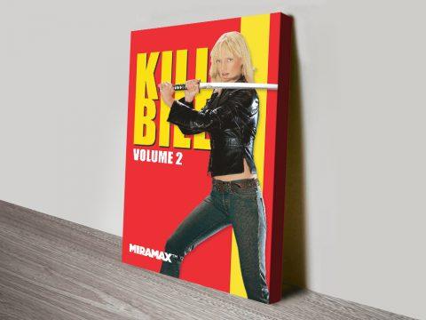 Buy a Kill Bill Vol 2 Promotional Poster Print