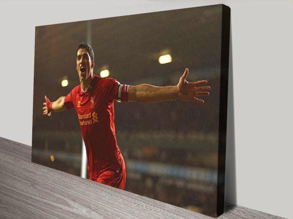 Buy Football Legends Portrait Wall Art Online