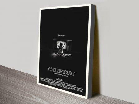 Buy Monochrome Poltergeist Movie Wall Art