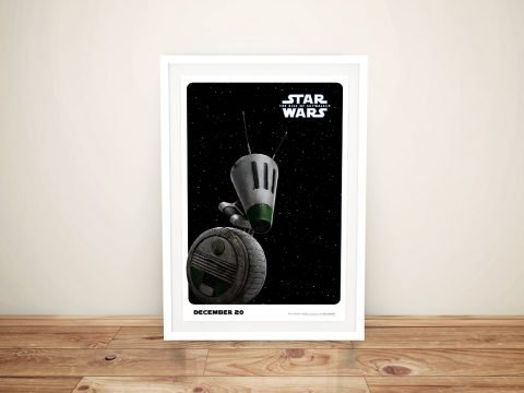 Buy a Star Wars Droid Promo Poster Print