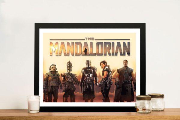 Buy Star Wars Memorabilia Wall Art Online