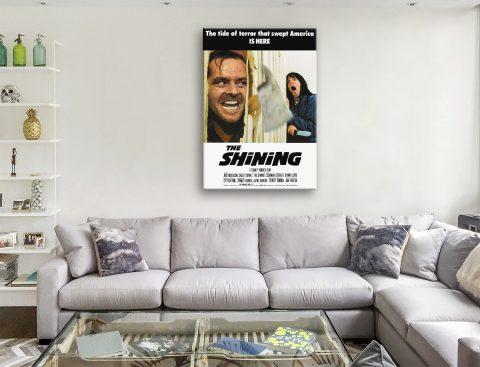 Buy a Stephen King's Shining Framed Print