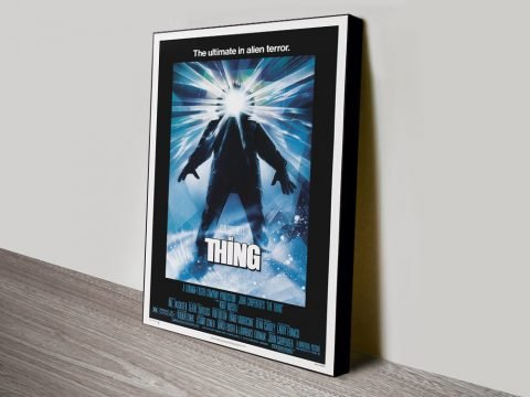 Buy a Movie Poster Print for The Thing